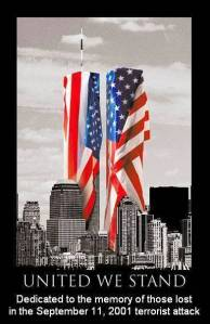 Sept. 11 2001 a day the USA will never forget.