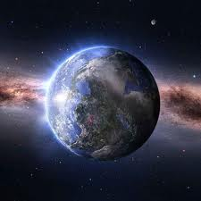 Planet Earth from Outer Space