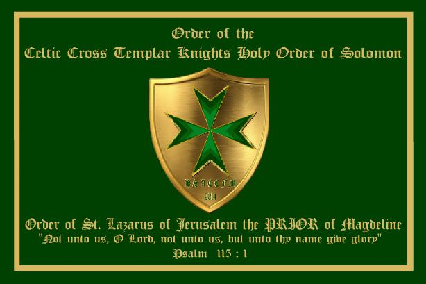 HSAECCC Templar Knights - Flag - 2014
