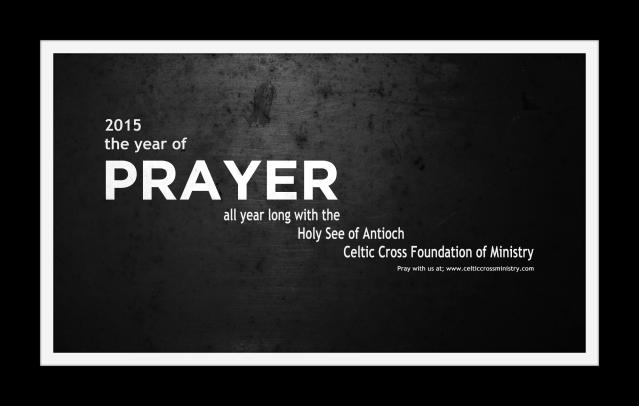 HSACCFM year of prayer 2015