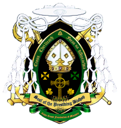 Presiding Bishop Crest Seal - 2016 - 6