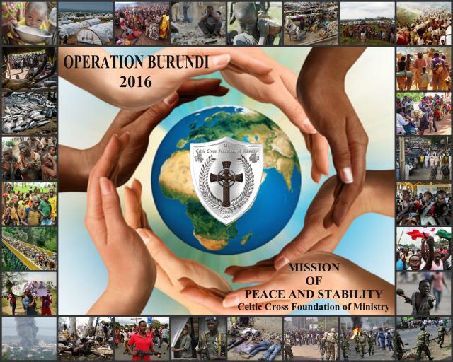 CCFM - Operation Burundi - 2016